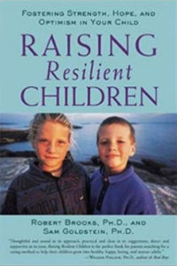 Mental Health book Raising Resilient Children