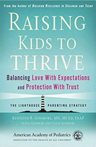 Mental Health book Raising Kids to Thrive